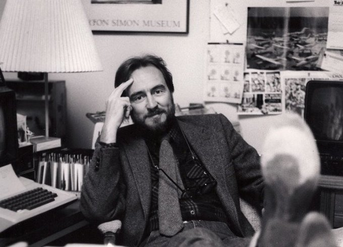 Happy birthday to the late Wes Craven who would\ve been 79 years old today.