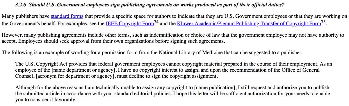 Nick wehner on twitter theres even language from the feds telling nick wehner on twitter theres even language from the feds telling federal authors exactly what to say to publishers spiritdancerdesigns Images