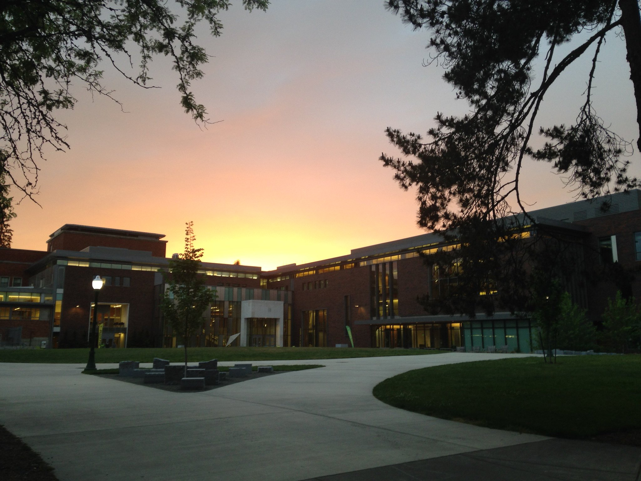 University of Oregon Picture