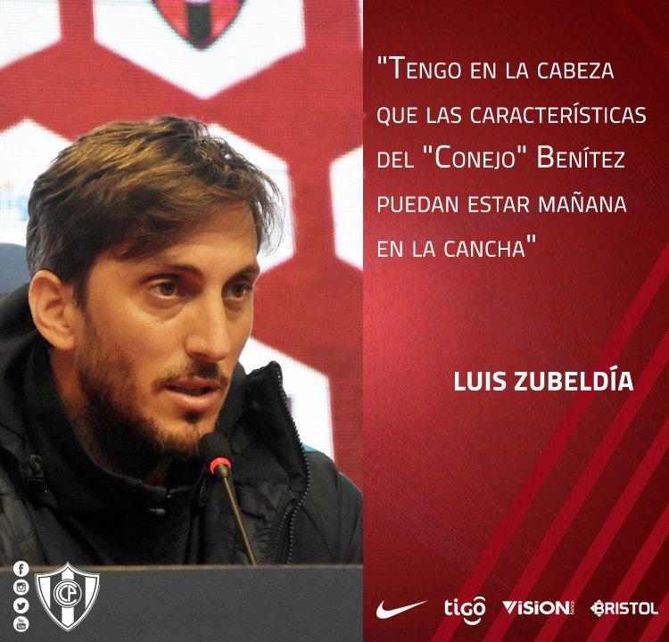 Luis Zubeldía Frase Azulgrana Dt Luis Zubeldía Atendió