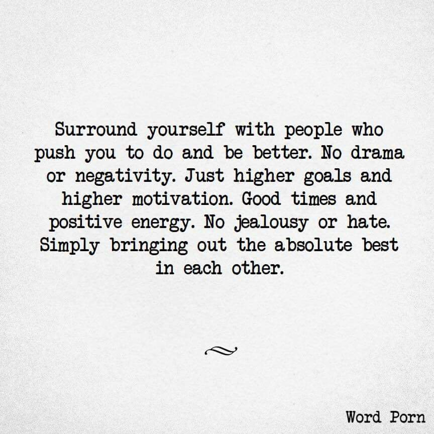Karen Sanderson On Twitter Surround Yourself With People Who Lift