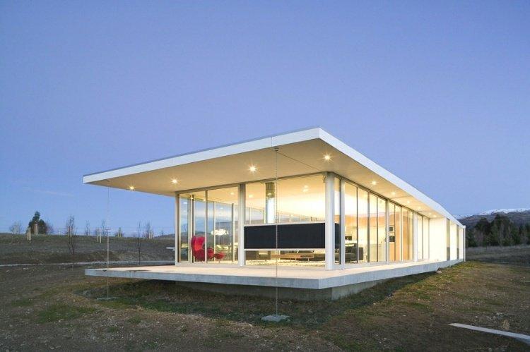 Wanaka House by Crosson Clarke Carnachan Architects https://t.co/eTR7S9aU9I