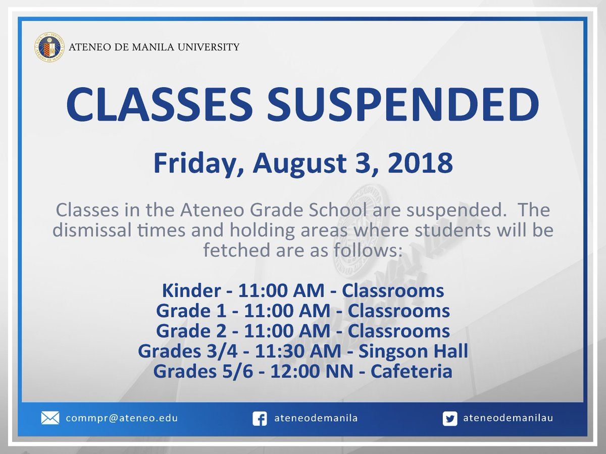 ateneo grade school marketing Ateneo de davao university (addu) is a private teaching, service, and research university run by the society of jesus in davao city in the philippines it was established in 1948, and is the seventh ateneo opened by the jesuits in the philippines.