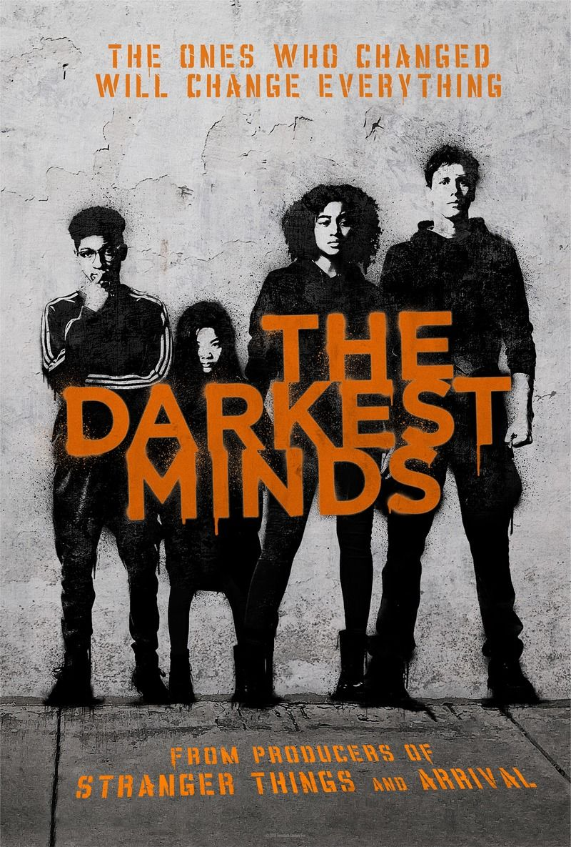 test Twitter Media - When teens mysteriously develop powerful new abilities, they are declared a threat by the government and detained. 'The Darkest Minds' comes out tomorrow will you watch it in theaters or save it for DVD? https://t.co/yDh9ppdWBF