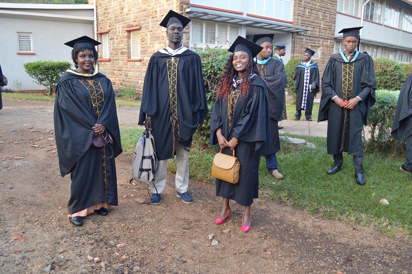 Congratulations to all our Graduands #KU44thGraduation