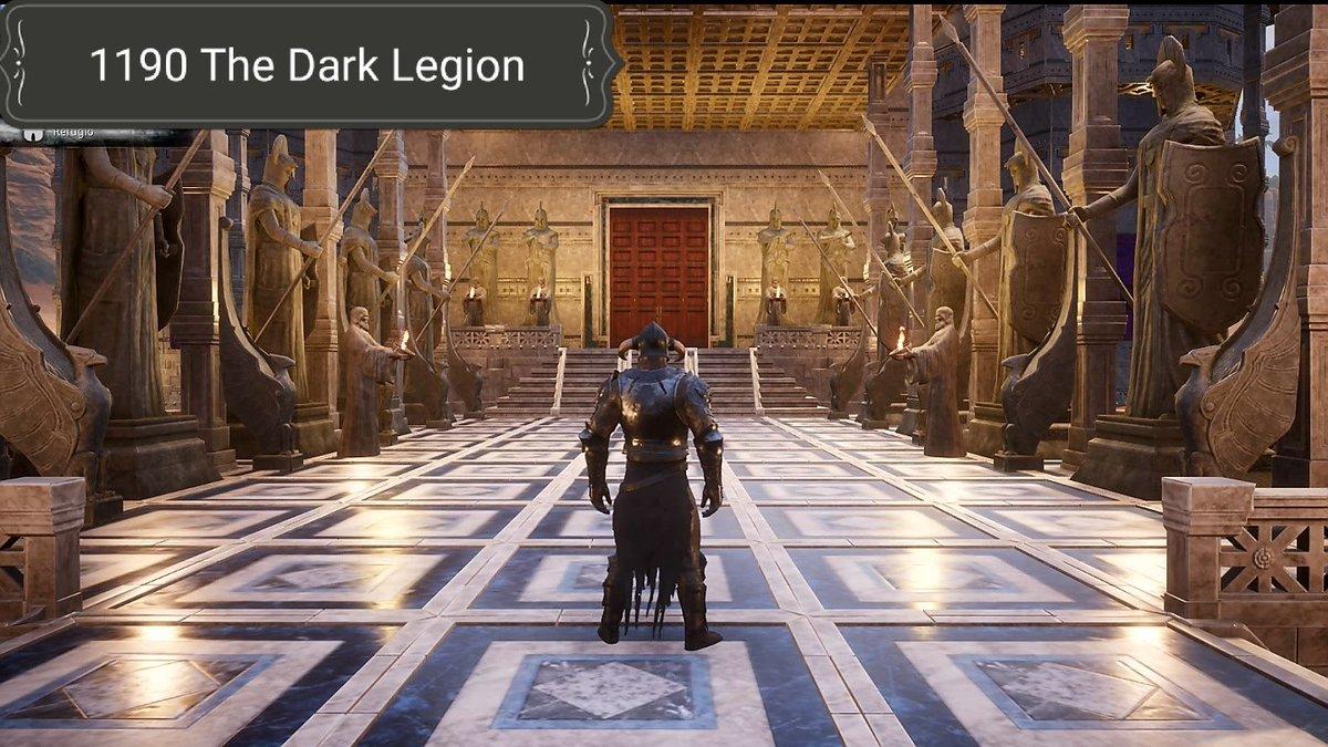 The Dark legion - Conan Exiles ps4 on Twitter: