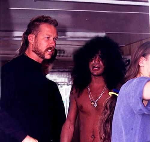 Happy Birthday James Hetfield !