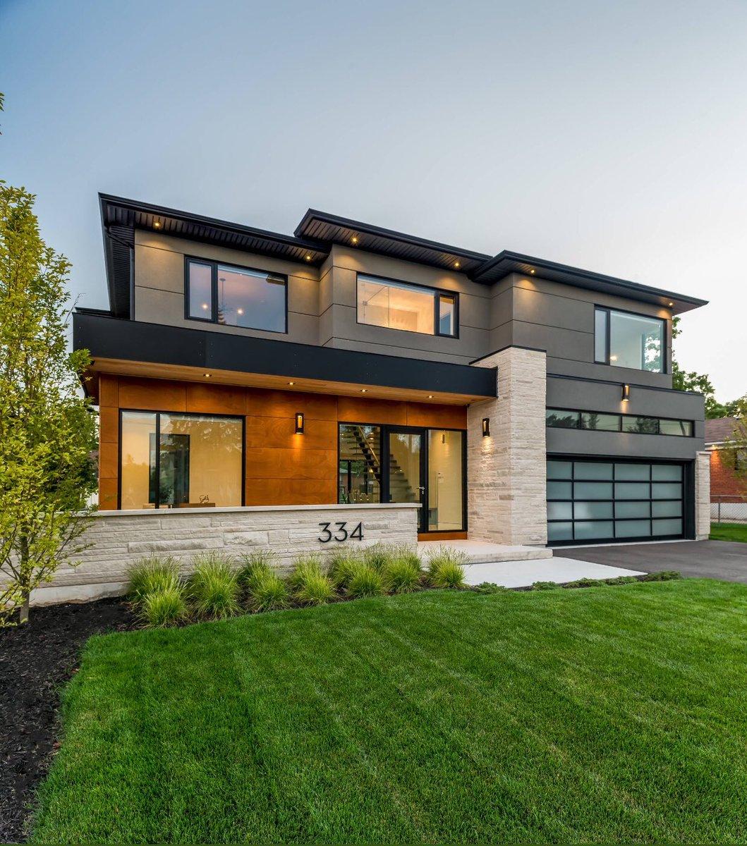modern homes - 735×834
