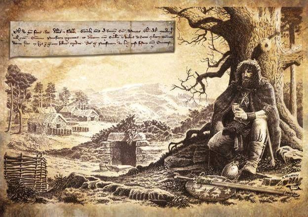 The Society Of John De Graeme On Twitter Otd In 1305 Sir