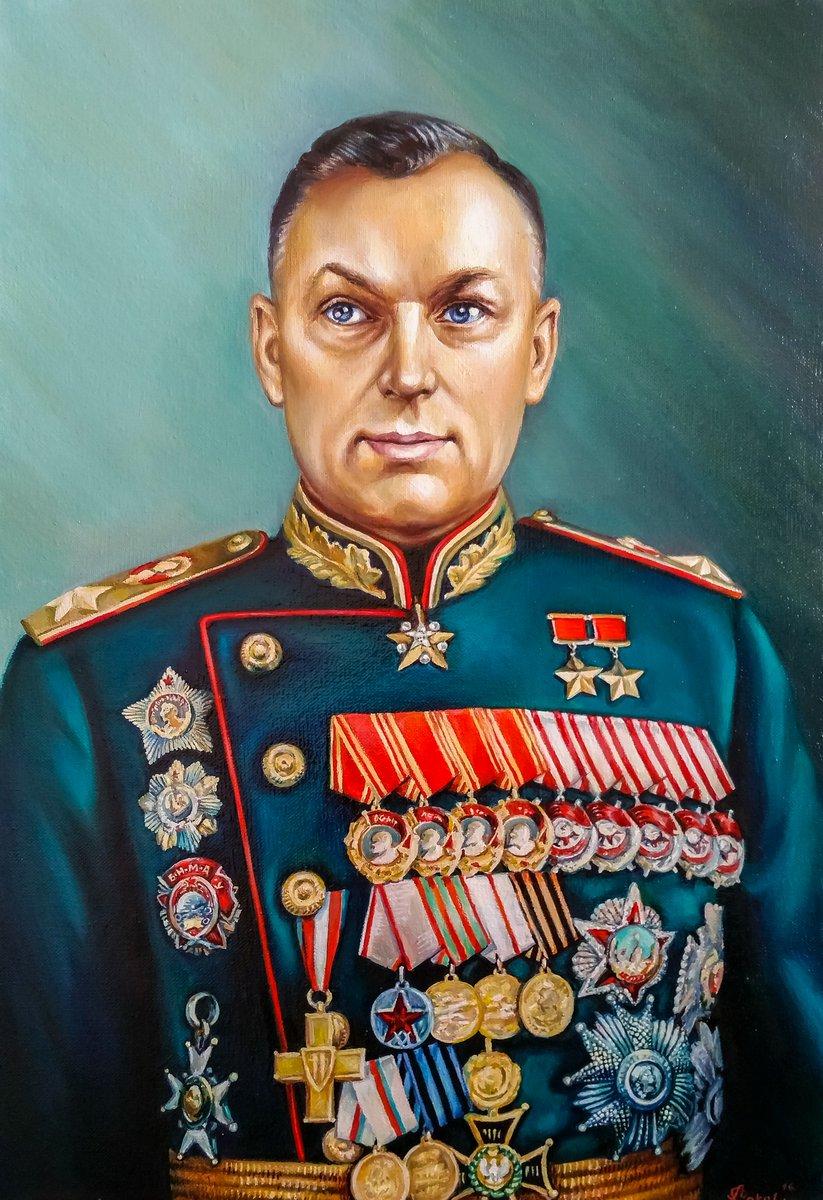 российские полководцы портреты фото принтер для