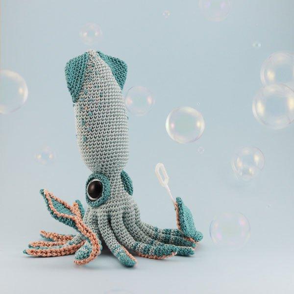 Nerdigurumi - Free Amigurumi Crochet Patterns with love for the ...   600x600