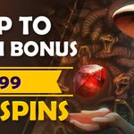 Image for the Tweet beginning: Spinson Casino: Get £500 bonus