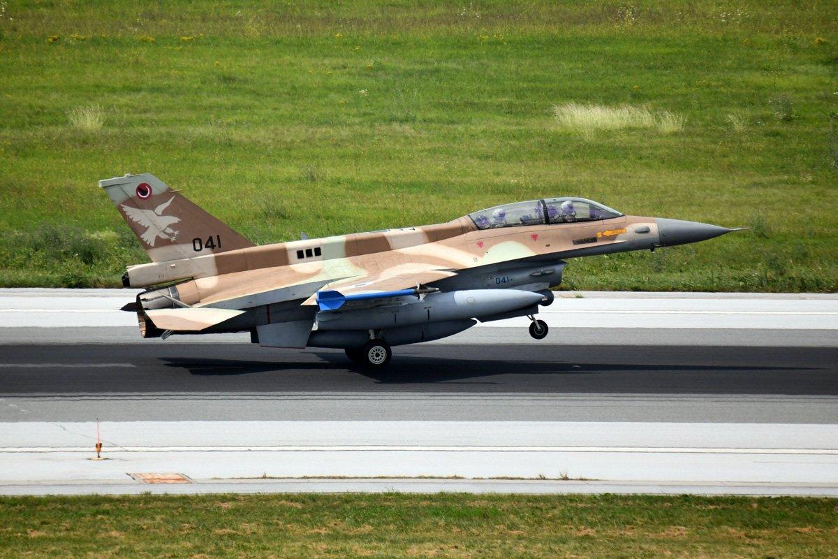 كرواتيا مهتمه بشراء مقاتلات F-16 مستعمله من اسرائيل  DjqchU4XoAAqrSv