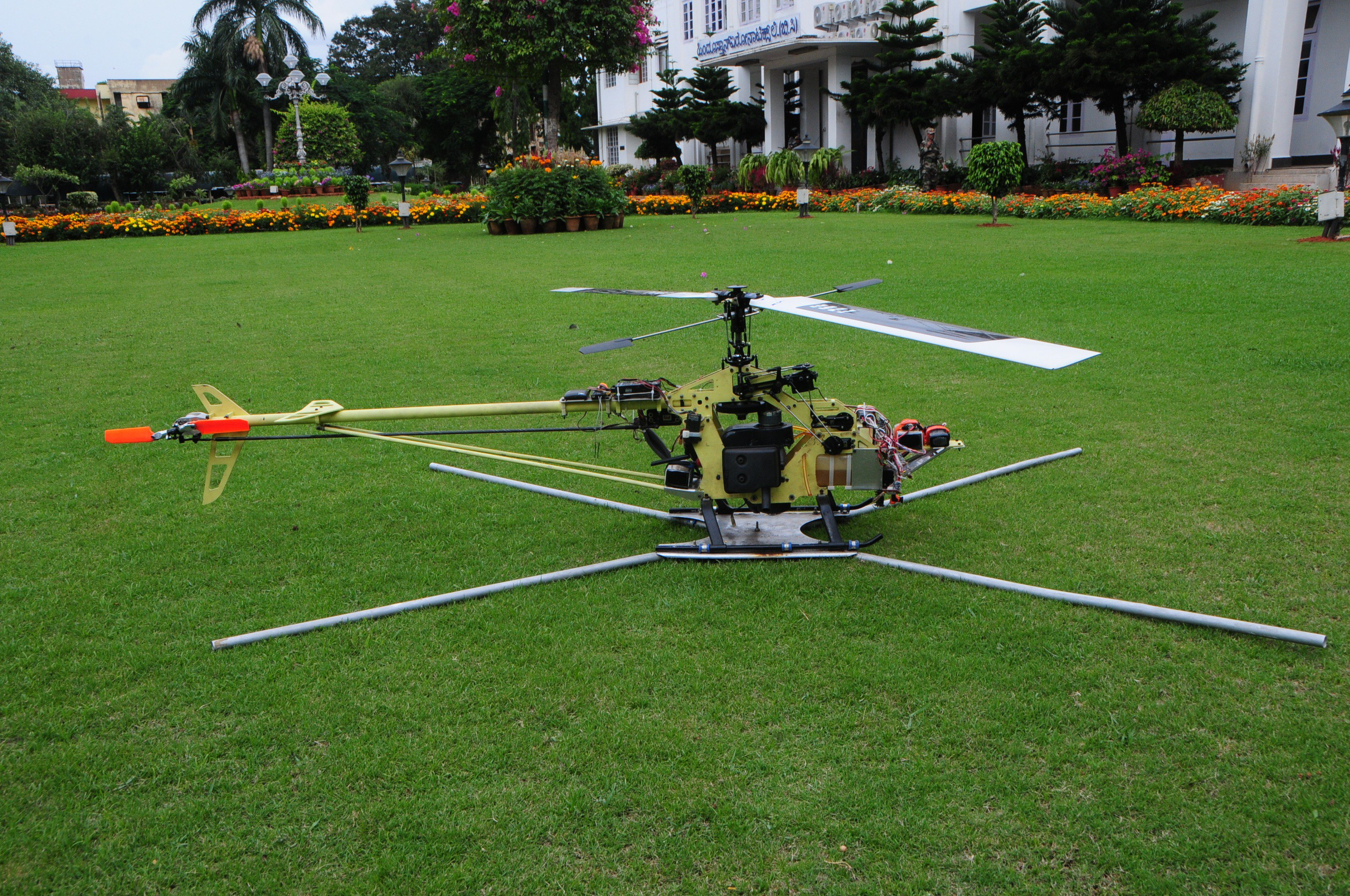 HAL Rotary UAV