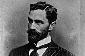 Roger Casement. In no particular order. Irish Revolutionary, Proud betrayer of the crown, Gay man, The father of Human Rights. Executed 102 years ago today