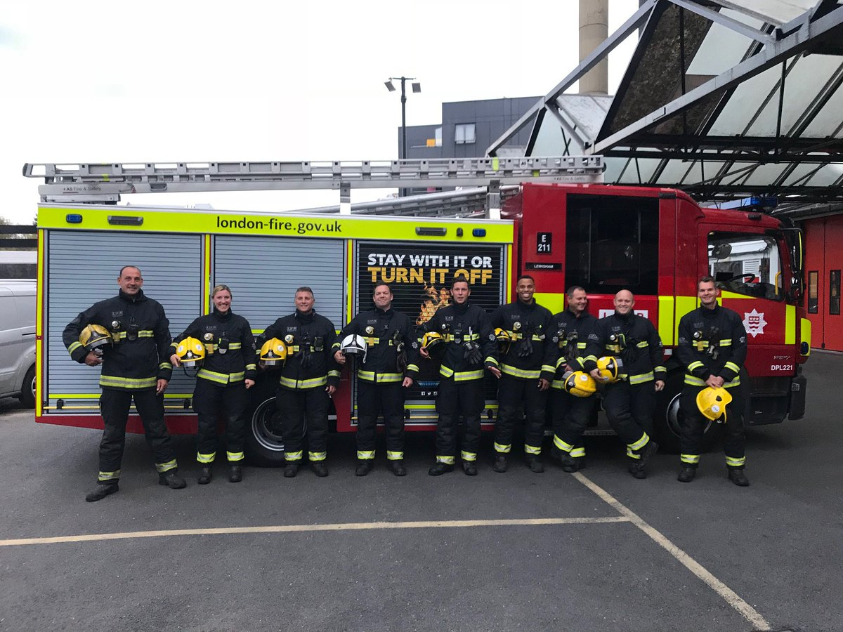 Come join #Lewisham firefighters for their station's open day on 18 August from 12pm. Kids will be able to look around the vehicles, use the fire hose, & try on the fire gear. There will also be an ice cream van, face-painting, a bouncy castle & much more https://t.co/AzzBTRVQm1