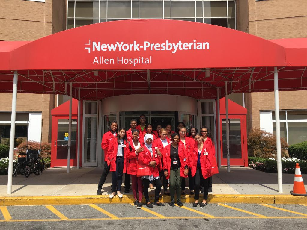 """NewYork-Presbyterian on Twitter: """"Today is the last day for the ..."""