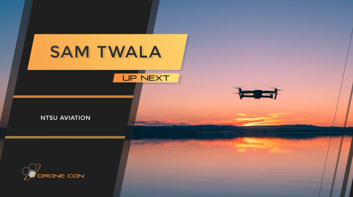 Drone Con 2018 Announcement: Keynote speaker video presentations will be uploaded every Friday on to our Facebook page: https://t.co/I2pHHwoPB7       Speaker: Sam Twala - Ntsu Aviation   #dronecon #aviation #conference https://t.co/pA4hLHvB1L