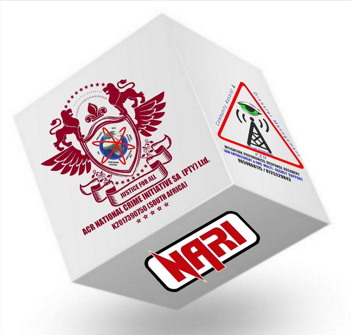 ACR National Crime Initiative SA (Pty)Ltd (@ArievanZelderen)   Twitter