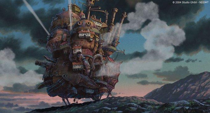 映画『ハウルの動く城』ネタバレ