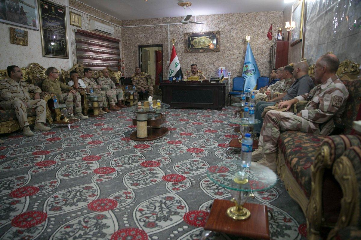 جهود التحالف الدولي لتدريب وتاهيل وحدات الجيش العراقي .......متجدد - صفحة 3 DjrPCFjU0AAzeBQ