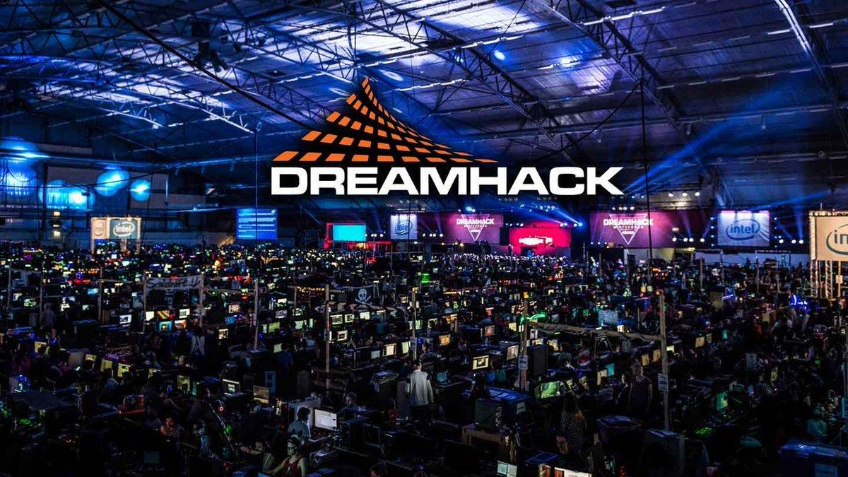 Картинки по запросу DreamHack Open Montreal 2018