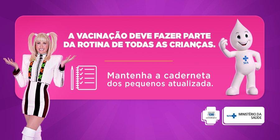 #CampanhaDeVacinação contra Pólio e Sarampo teve 10% das crianças do público-alvo vacinadas na primeira semana. Saiba mais: https://t.co/ts5DW9xzGC