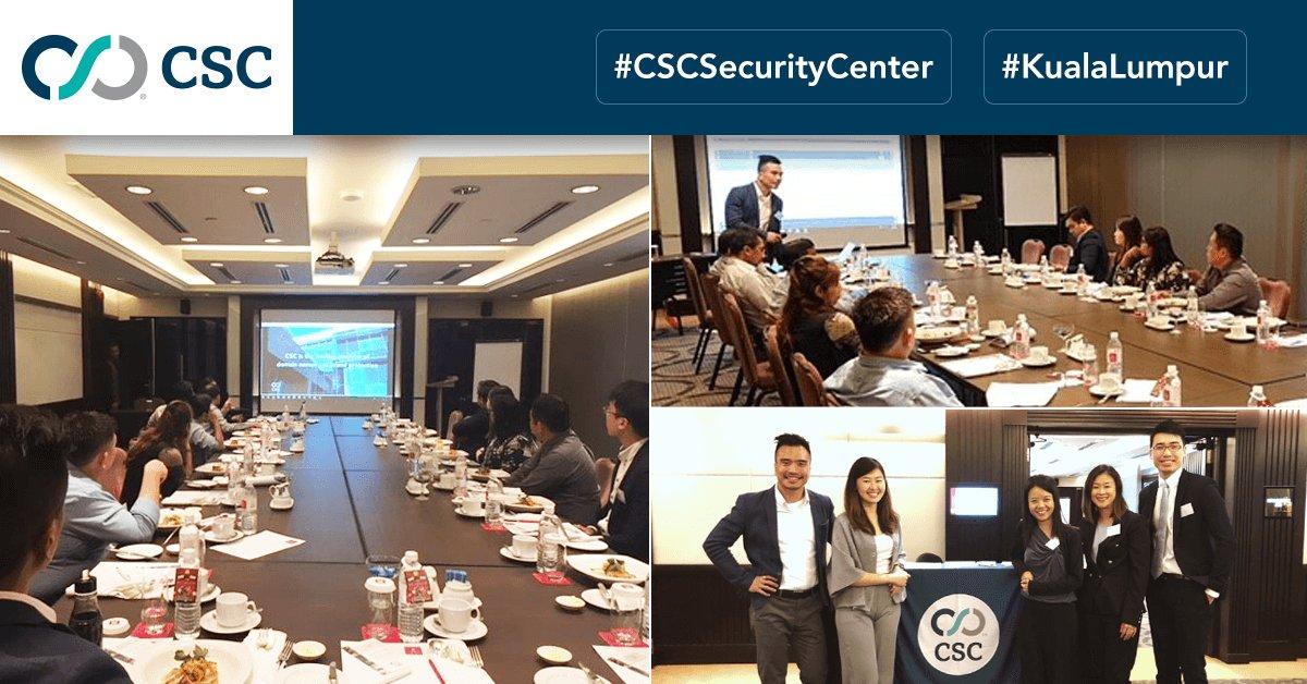 CSC DBS News on Twitter: