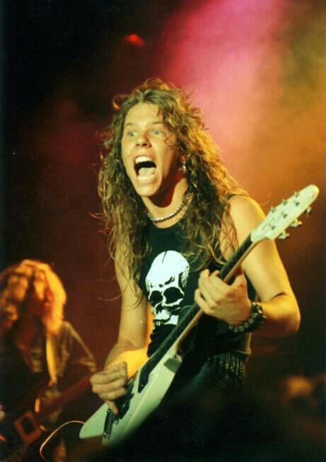 Happy Birthday James Hetfield   Metallica - Master of Puppets