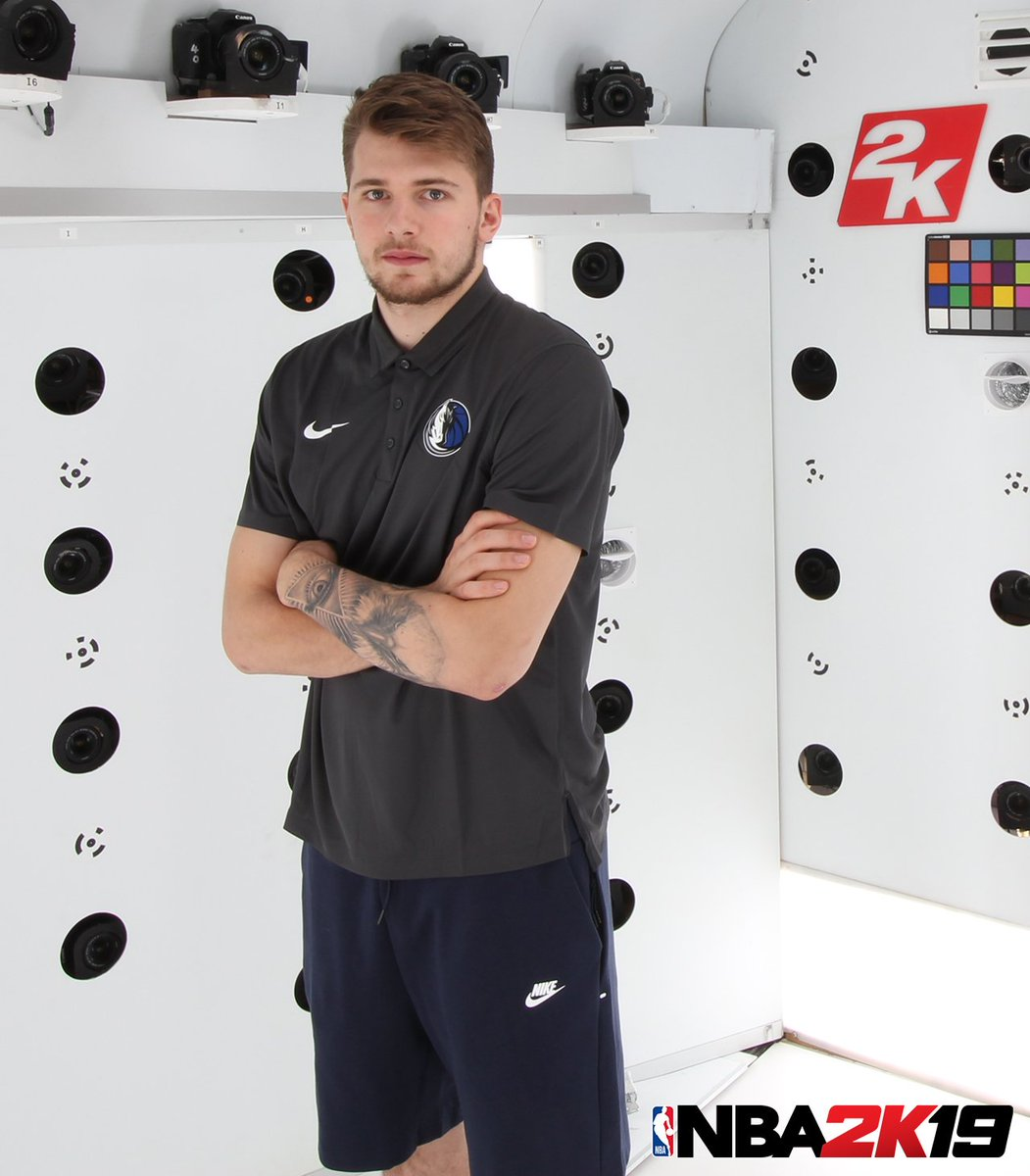 Luka Doncic On Twitter Ronnie2k Where Are My Tattoos