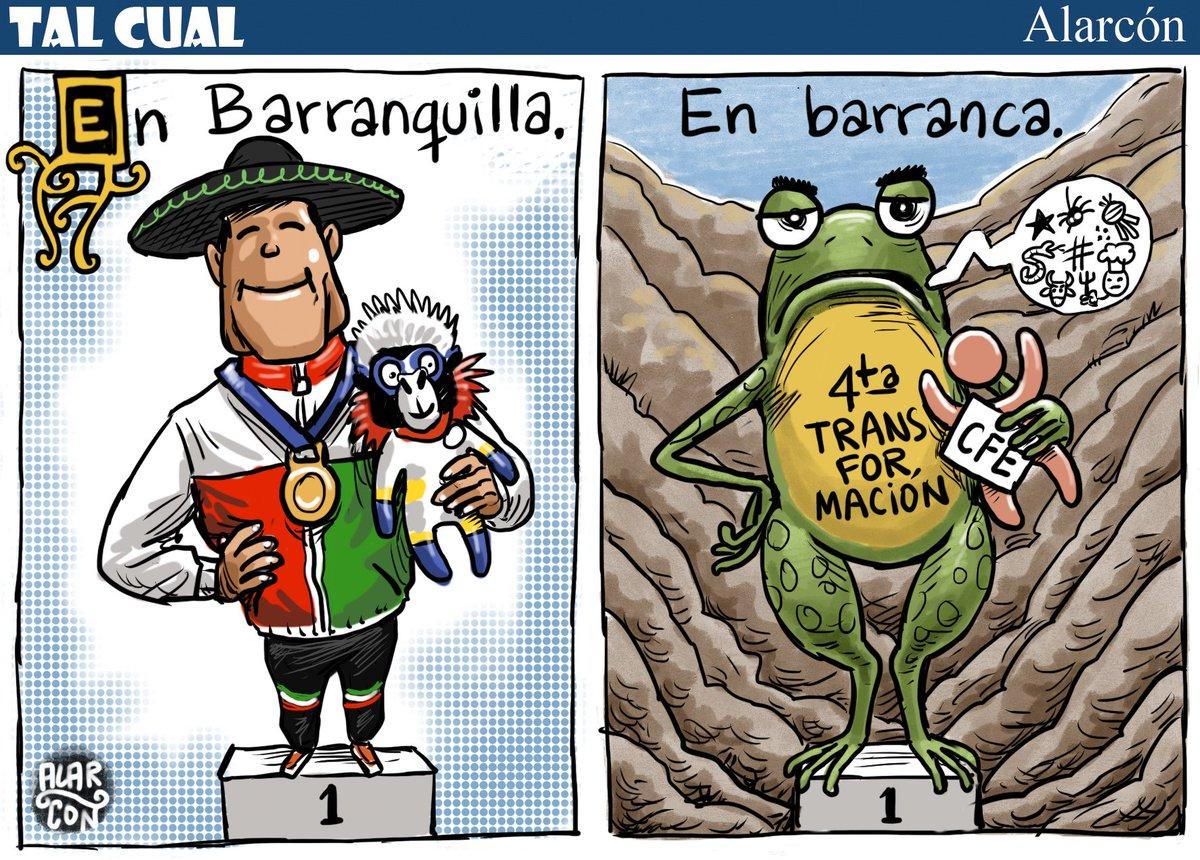 En Barranquilla - Alarcón