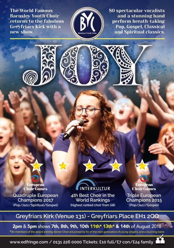 Barnsley Youth Choir on Twitter: