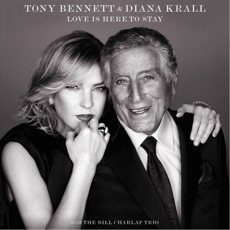 Reloaded twaddle – RT @nprmusic: Tony Bennett (@itstonybennett) has paired up with Diana Krall (@Di...
