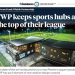 'In Focus - Frank Whittle Partnership' - the latest @fcbusiness features the new sports and education centre at @AFCFYLDE @MillFarmSV and the refurbishments of the boardrooms @Everton https://t.co/VgvaisAqdN #football #education #Hospitality