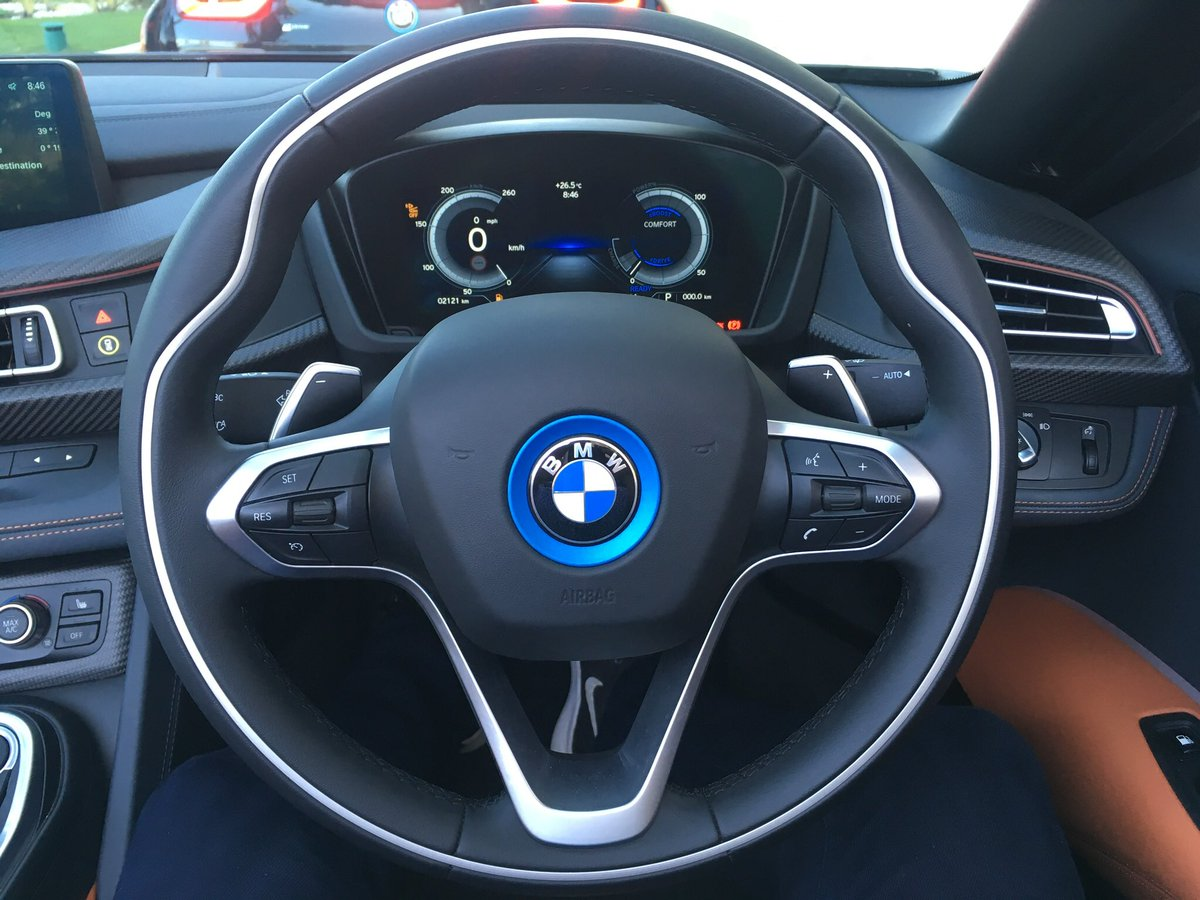 Nick Francis On Twitter Thoroughly Impressed By The New I8