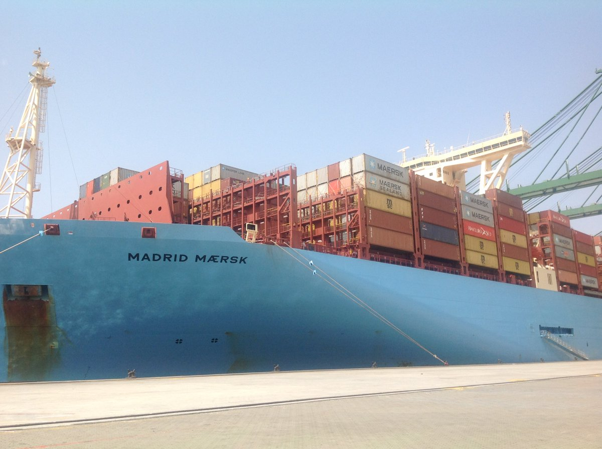 madridmaersk tagged Tweets and Download Twitter MP4 Videos