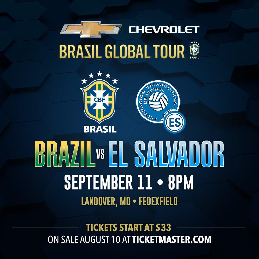 Juego amistoso contra Brasil el martes 11 de septiembre del 2018 DjrjguXW4AEyfDD
