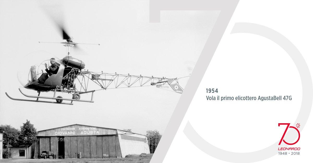 Oggi, come 64 anni fa, siamo protagonisti della storia industriale italiana. Rivivi assieme a noi alcuni momenti storici di #Leonardo. Segui #Leonardo70: mancano 60 giorni alle celebrazione per i nostri 70 anni! #CountdownToLeonardo70  http:// www.leonardocompany.com/70  - Ukustom