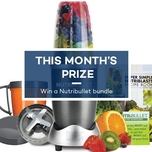Enter Our August Contest For The Chance To Win A #Nutribullet U2013 Just Upload  A Pic Of Your Magnet Kitchen Here: Https://www.magnet.co.uk/mymagnetkitchen  ...