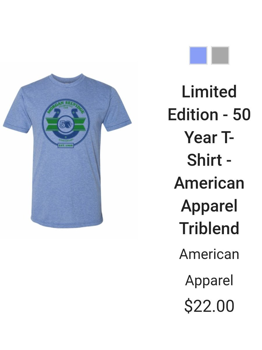 92c9a9a3 Order your 50th anniversary @SMSstallions limited edition t-shirt today!  #celebrateselvidge https://t.co/aVTyYF5IhE… https://t.co/yHIzjOvhNv