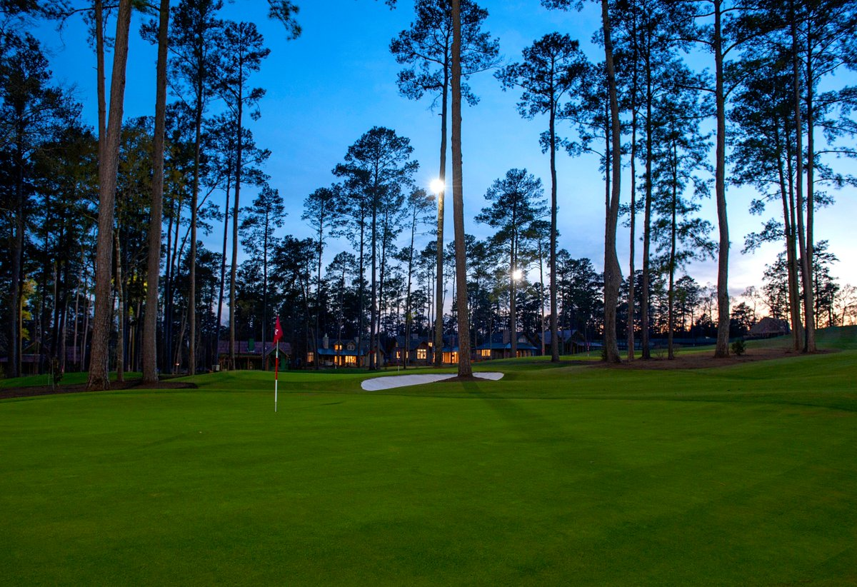 We cant think of a better place to end the day than on The Playgrounds @BluejackNation, our 10-hole short course ideal for bringing people together.
