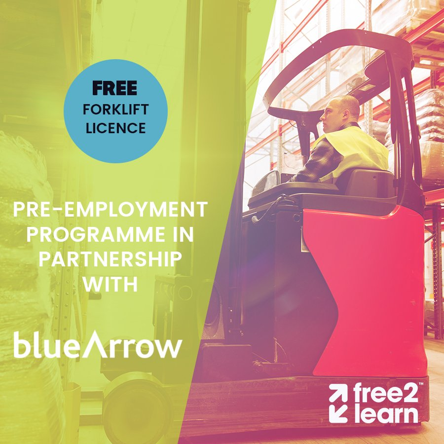 🌍 #DONCASTER | With a hub like @iPortUK, Warehousing is definitely a great career option! Join our pre-employment program with @bluearrowgroup @Warehouse_News  ✉️ doncaster@free2learn.org.uk ☎ 01302 373 003 @Doncaster_Jobs_ @Sheffieldis @yorks_jobsboard