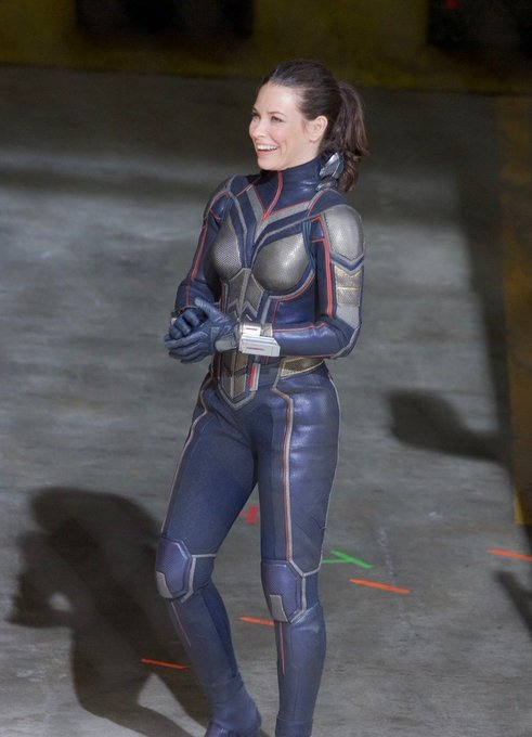 Happy Birthday, Evangeline Lilly!