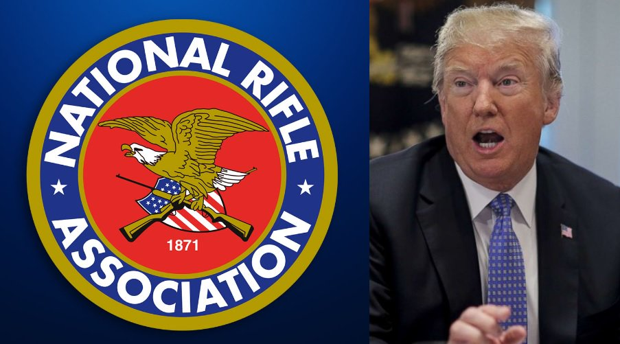 A new report just revealed the NRA is on the verge of financial collapse https://t.co/lKQKqMDJTb #TheResistance https://t.co/PYCjHlEPm4