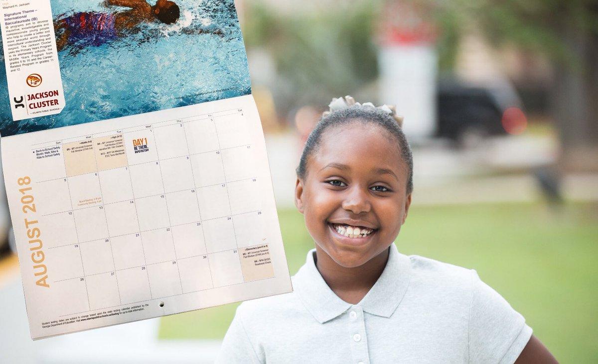 Aps Calendar 2020-2021 ATL Public Schools on Twitter: