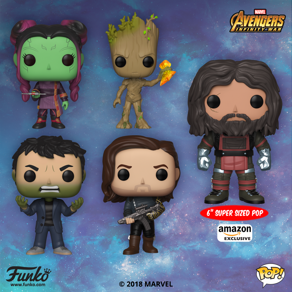 Funko On Twitter Quot Coming Soon Marvel Avengers Infinity