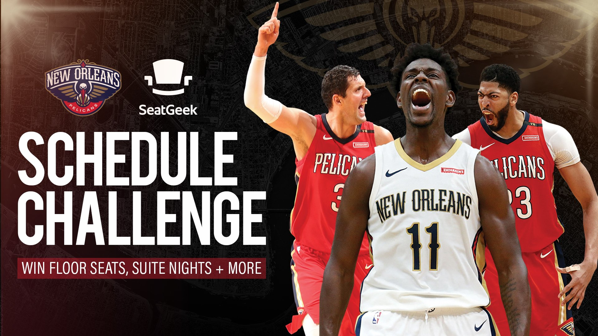 New Orleans Pelicans On Twitter Last Day To Enter All