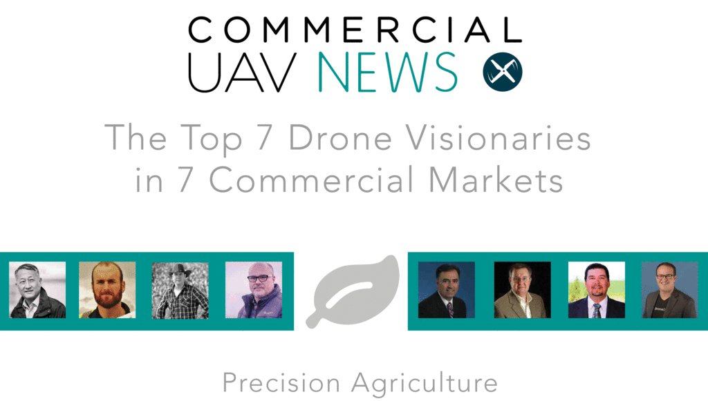 The Top 7 Drone Visionaries in 7 Commercial Markets – Precision Agriculture https://t.co/RGTCNVMvHw https://t.co/LXKJoYu2Ay