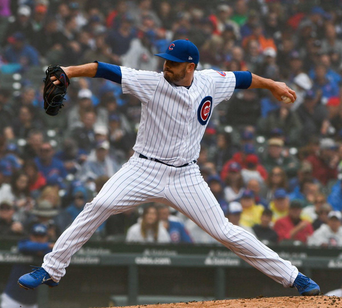 The #Cubs today placed LHP Brian Duensing on the 10-day DL with left shoulder inflammation and recalled LHP Randy Rosario from @IowaCubs.<br>http://pic.twitter.com/dHvDhyJMXB