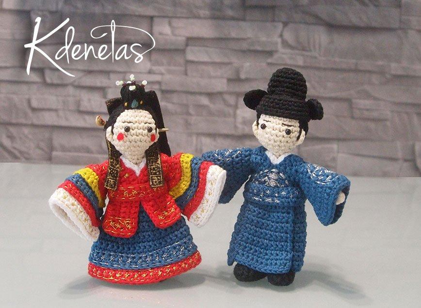 Darling Dolls Crochet Patterns - Sweet Softies | Amigurumi and Crochet | 636x868
